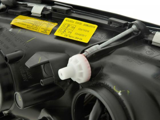 Verschleißteile Scheinwerfer links Opel Omega B Bj. 99-03