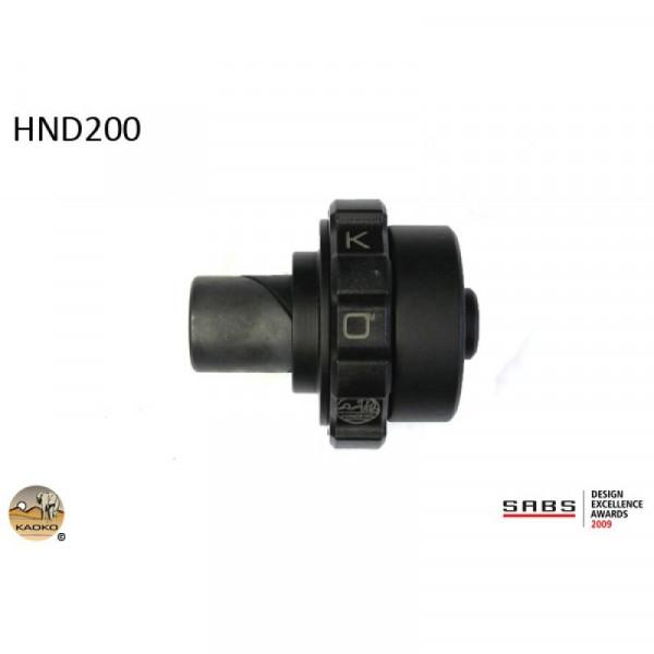 "Kaoko Gasgriff-Arretierung ""Drive Control"" für HONDA VFR1200X/XD"