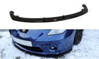 Front Ansatz Passend Für TOYOTA CELICA T23 TS Vor Facelift Schwarz Hochglanz