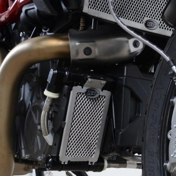 R&G Racing Kühlergitter Ölkühler Indian FTR 1200 2019-