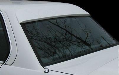 Heckscheibenblende BMW 3er E30