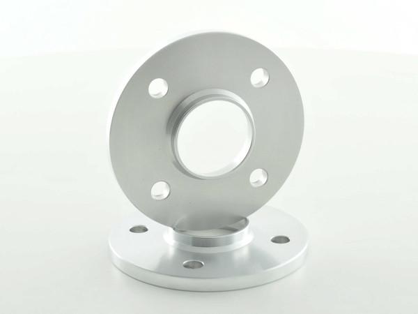 Spurverbreiterung Distanzscheibe System A 5 mm pro Rad Toyota Corolla (E80)