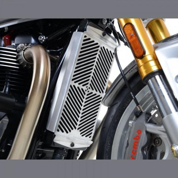 R&G Kühlergitter Edelstahl Triumph Street Twin / Street Cup / T 120 Bonneville