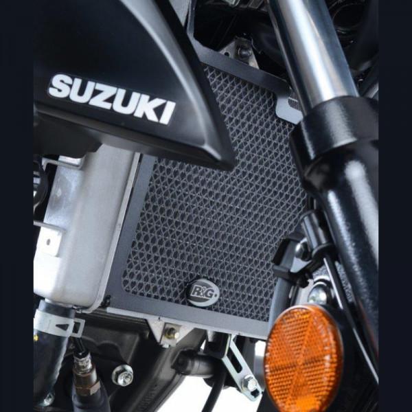 R&G Racing Kühlergitter Wasserkühler Suzuki GSX-S 125 / GSX-R 125 2017-