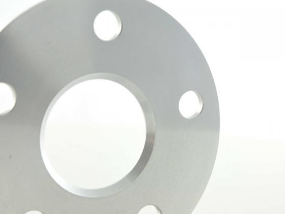 Spurverbreiterung Distanzscheibe System A 10 mm Audi TT (8J)