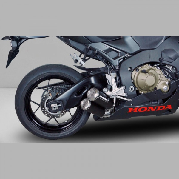 Bodis MGPX 2 GE Endschalldämpfer Honda CBR 1000 RR / SP 2017-2019