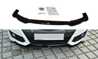Front Ansatz Passend Für Honda Civic Mk9 Facelift Carbon Look
