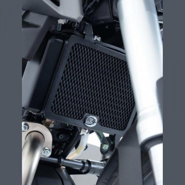 R&G Racing Kühlergitter Wasserkühler Yamaha MT-125 2014-2019
