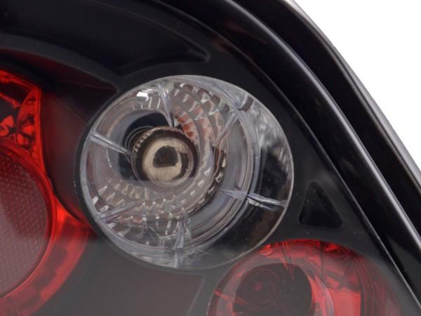 Rückleuchten Set Peugeot 307 Typ 3*** Bj. 01-06 schwarz