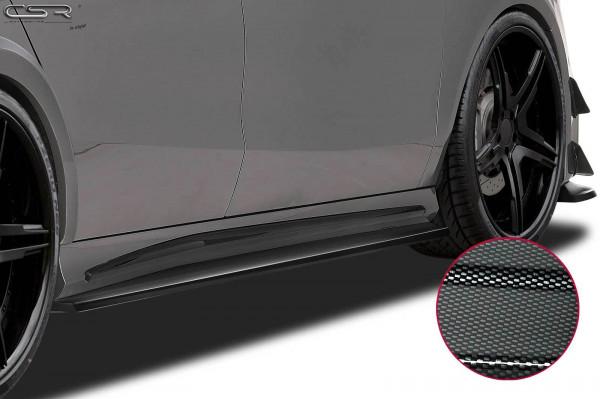 Seitenschweller für Mercedes Benz CLA C117 X117 SS448-C