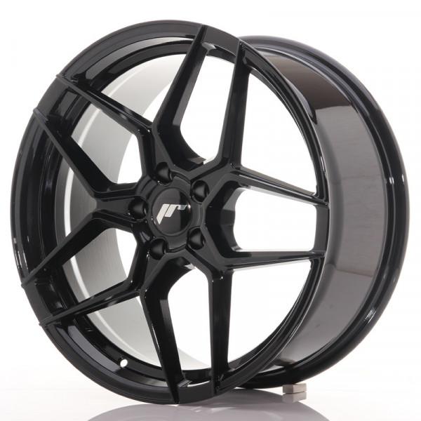 JR Wheels JR34 19x8,5 ET40 5x112 Glossy Black