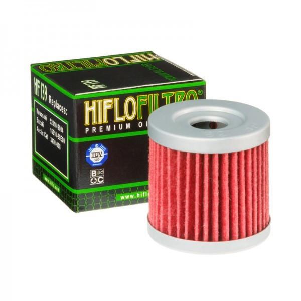 Hiflo Ölfilter HF139 (Alternative Champion 089345)