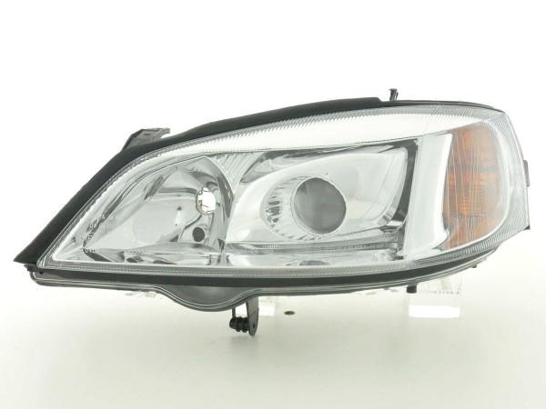 Verschleißteile Scheinwerfer links Opel Astra G 01-04