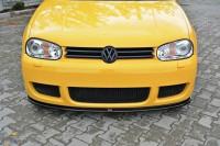 Front Ansatz Für VW GOLF 4 R32 Carbon Look