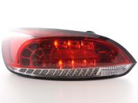 LED Rückleuchten Set VW Scirocco 3 Typ 13 08- rot/klar