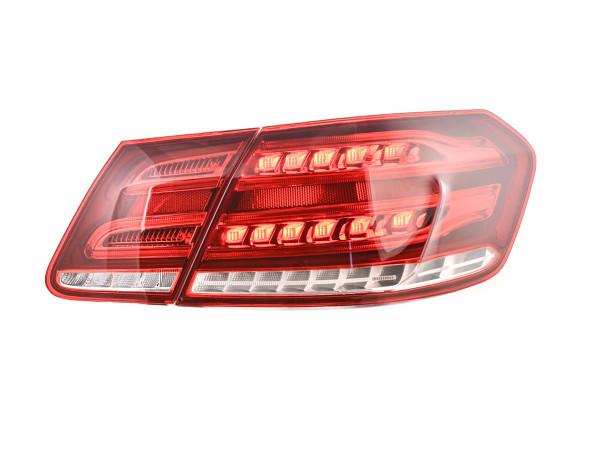LED Rückleuchten Mercedes-Benz E-Klasse W212 Limo 13-16 rot/klar