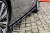 CUP3 Seitenschweller für Opel Astra K Sportstourer ab Bj. 2015-2019 Ausführung: Matt schwarz