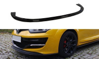 Front Ansatz Passend Für RENAULT MEGANE 3 RS V.1 Carbon Look