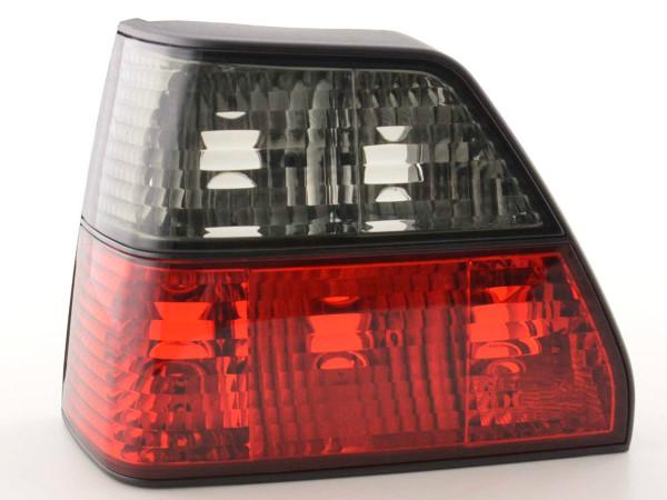 Rückleuchten VW Golf 2 Typ 19E 84-91 schwarz rot