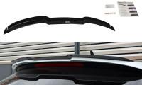 Spoiler CAP Passend Für Audi A6 C7 S-Line/ S6 C7 Avant Preface And Facelift Carbon Look