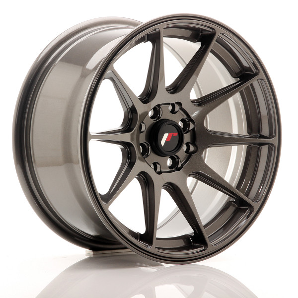 JR Wheels JR11 16x8 ET25 4x100/114 Red