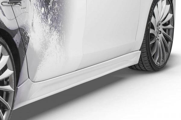 Seitenschweller für Opel Zafira C Tourer SS455