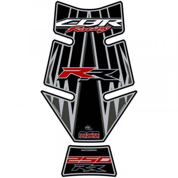 Honda CBR 250 RR Motografix 3D Gel Tank Pad Protector TH027KKR