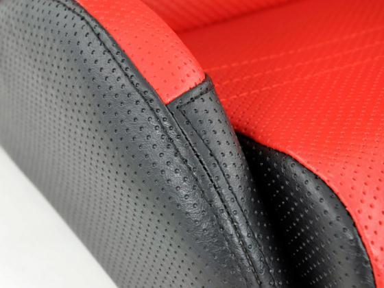 Kinder Kartsitz Seifenkisten Sitz Spielkonsolen Kindersitz Computer Spielsitz schwarz/rot