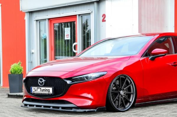 Cuplippe mit WING für Mazda 3 BP ab Bj.2018-