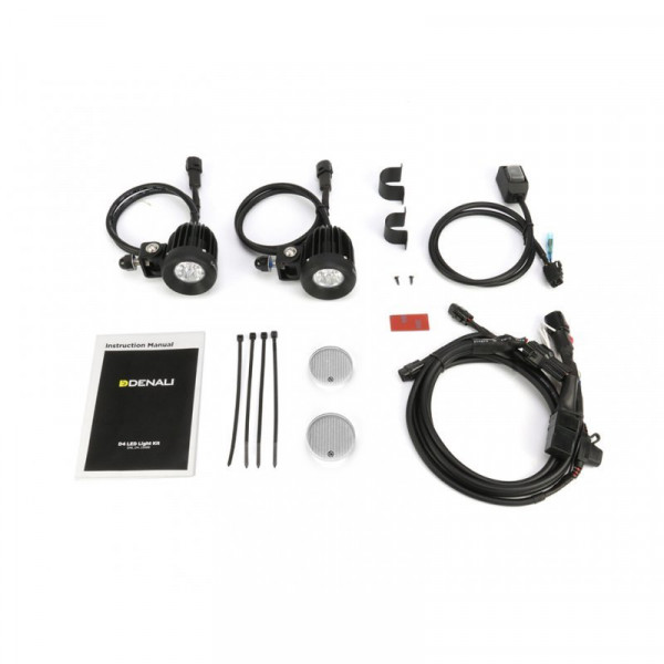 Denali 2.0 D2 TriOptic LED Licht Set mit DataDim Technology