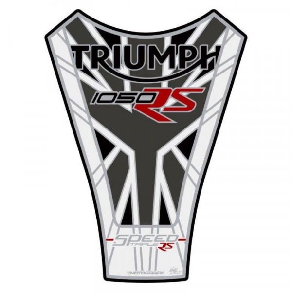 Motografix Triumph Speed Triple 1050 RS 3D Gel Tank Pad Protector TT033MJW