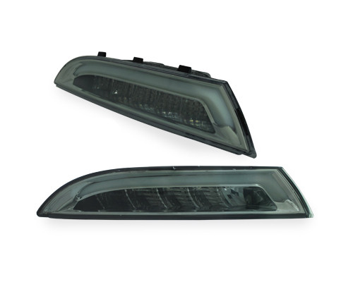 LED Frontblinker Kombination VW Scirocco 3 III 08-14 rauch