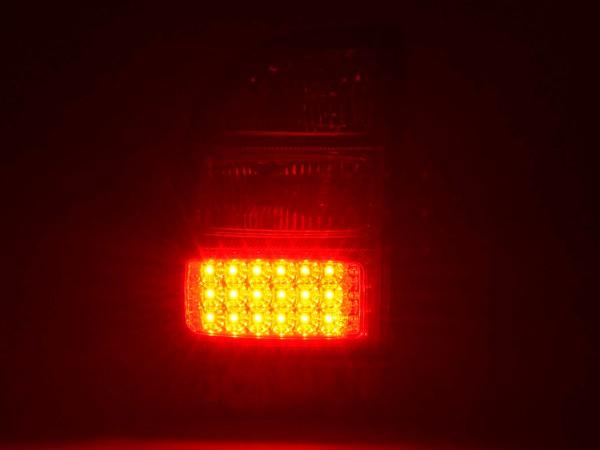 Led Rückleuchten Toyota RAV4 Bj. 98-00 klar/gelb/rot