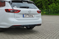 Heckansatz für Opel Insignia B Sportstourer OPC Line ab 2017-
