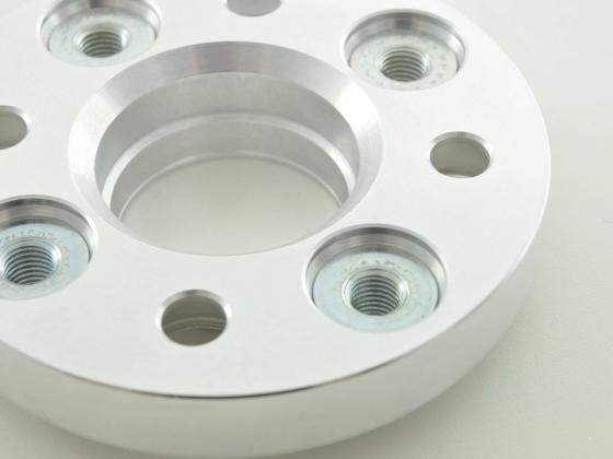 Spurverbreiterung Distanzscheibe System B+ 40 mm Opel Calibra (A)