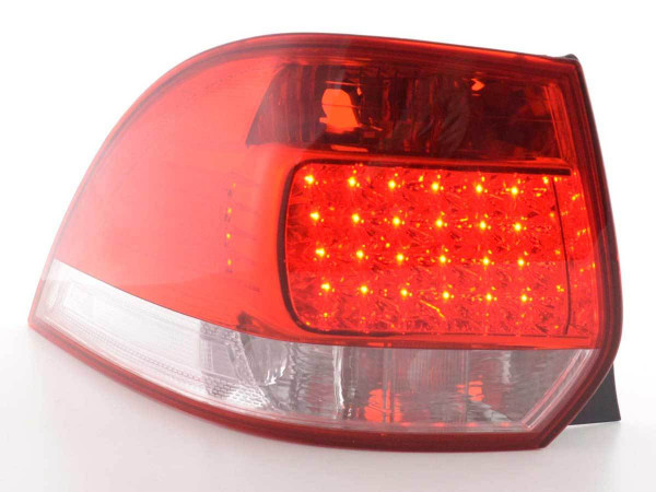 LED Rückleuchten Set VW Golf 5 Variant Typ 1KM Bj. 07-09 klar/rot