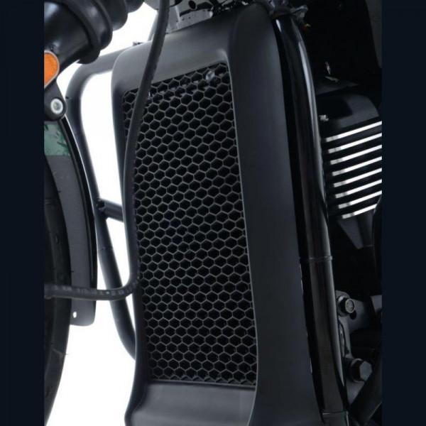 R&G Kühlergitter Wasserkühler Harley Davidson Street 500 / 750 2014-