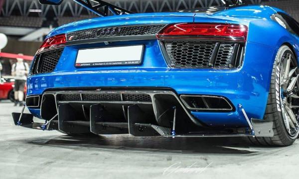 Heckschürze Passend Für Audi R8 Mk.2