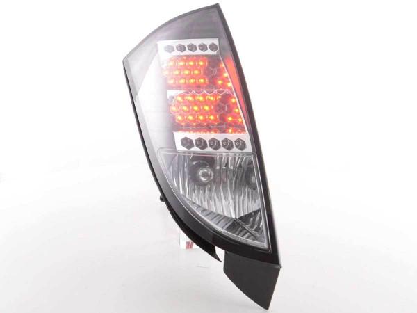 LED Rückleuchten Set Ford Focus Typ DAW/DBW/DFW/DNW 98-04 schwarz