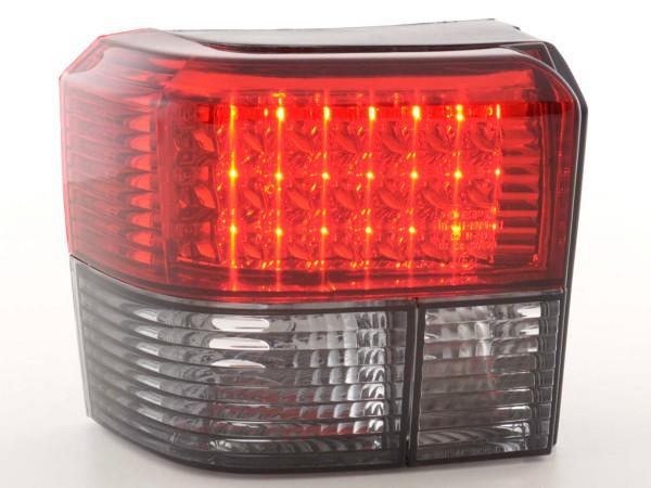 LED Rückleuchten Set VW Bus T4 Typ 70... Bj. 90-02 rot/schwarz