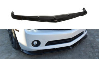 Front Ansatz Passend Für Chevrolet Camaro 5 Schwarz Matt