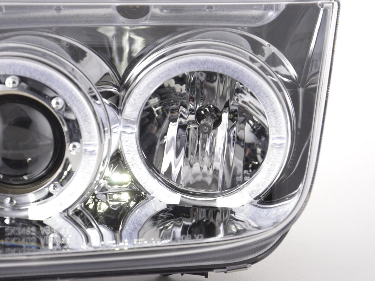 Scheinwerfer VW Bora Typ 1J Bj 98-05 chrom