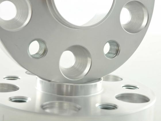 Spurverbreiterung Distanzscheibe System B+ 30 mm Porsche Cayman (987)