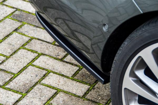 Heckansatz Seitenteile für Opel Astra K Sportstourer ab Bj. 2015-2019