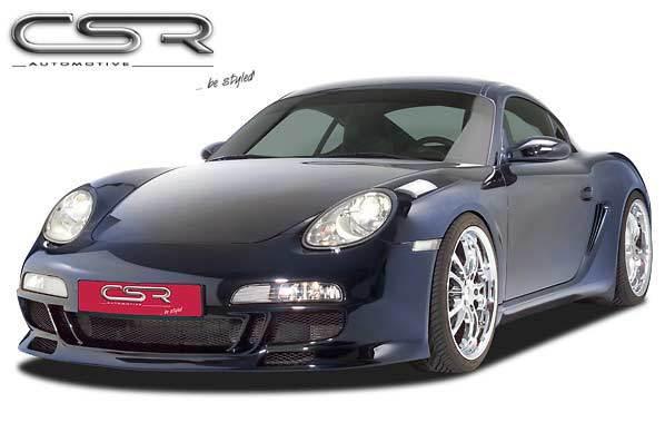 Frontstoßstange für Porsche Cayman 987 / Boxster 987 FSK382