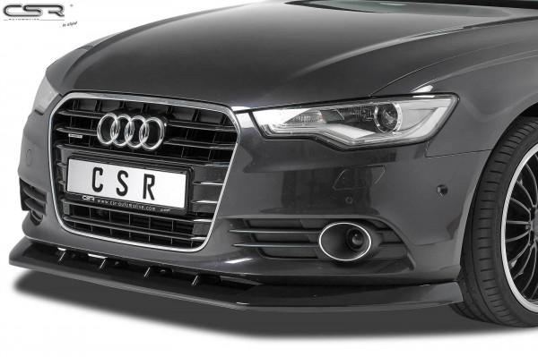 Cup-Spoilerlippe mit ABE für Audi A6 C7 4G CSL325-G