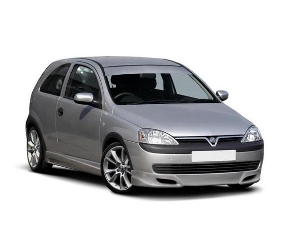 Frontansatz Passend Für Opel Corsa C (vor FL)