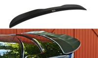 Spoiler CAP Passend Für Skoda Fabia RS Mk1 Schwarz Hochglanz