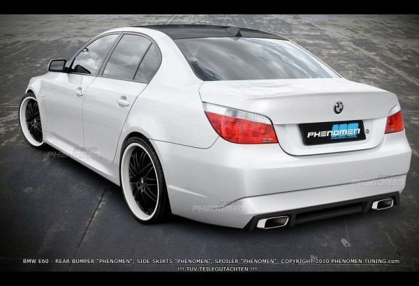 Heckstoßstange BMW 5er E60