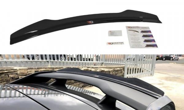 Spoiler CAP Passend Für V.2 FORD FOCUS 3 RS Carbon Look